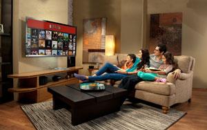 La televisión del futuro solo emitirá por Internet 1