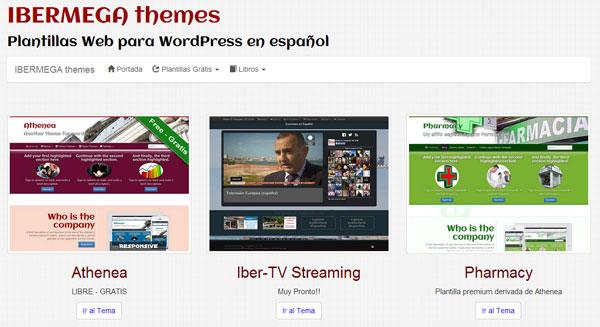 IBERMEGA themes