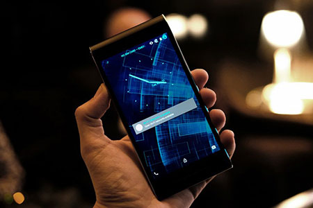 El smartphone más seguro y más caro del mercado