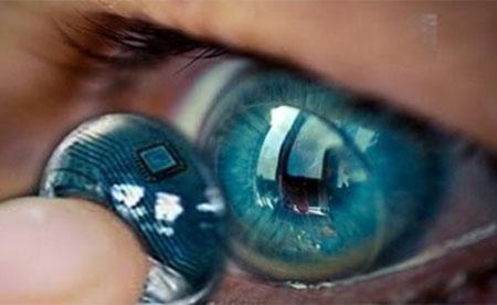Nueva tecnología de lentes de contacto inteligentes
