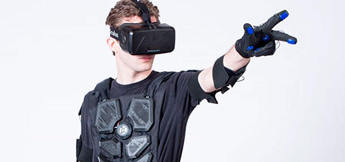 Dispositivos para aumentar la sensación VR