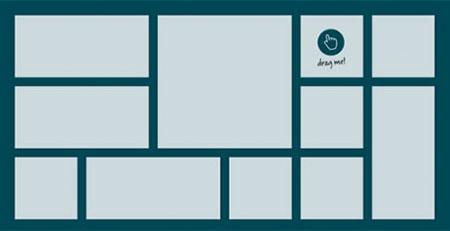 diseo web modular - Diseos Modulares
