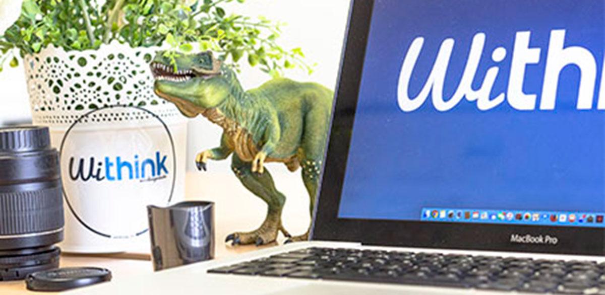 Withink, una start-up con un diseño web para aprender
