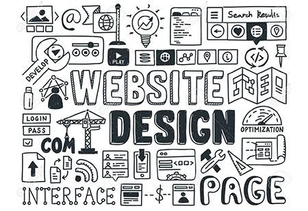 La atracción del diseño a mano