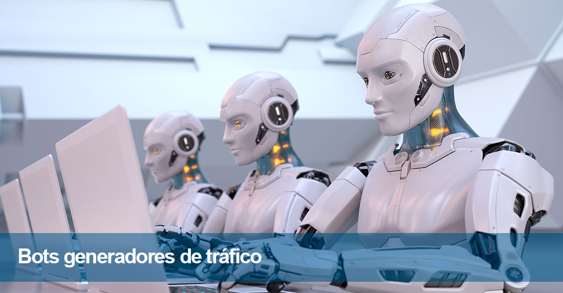 Bots generadores de tráfico