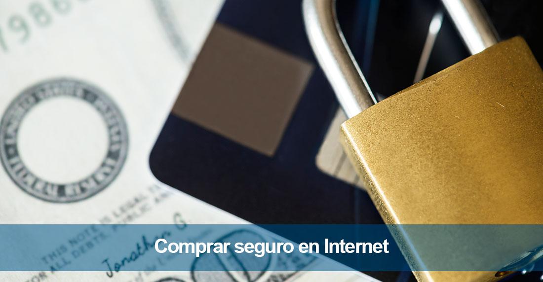 Recomendaciones para comprar seguro en Internet