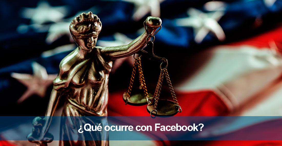 ¿Qué ocurre con Facebook?