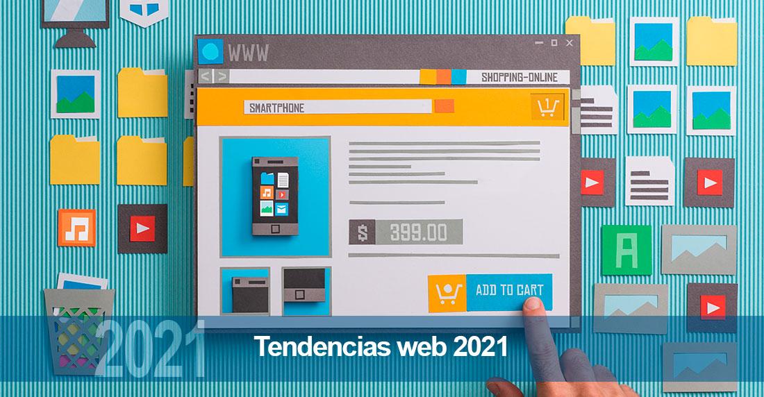 Tendencias web 2021
