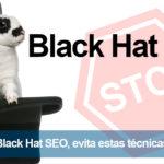 Black Hat SEO, evita estas técnicas
